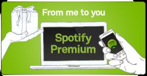 cuenta premium de spotify